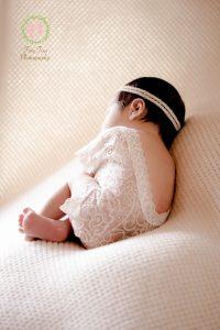 ニューボーンフォト赤ちゃん新生児写真