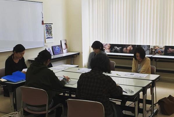 SBS学苑静岡校ニューボーンフォトの世界赤ちゃんをとびっきり可愛く撮るカメラ講座