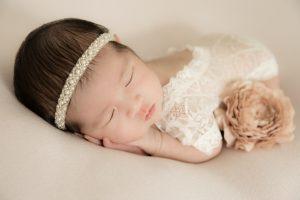 ニューボーンフォト新生児フォト0歳写真撮影