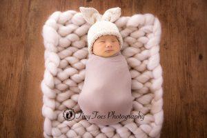 タイニートーズ新生児フォトニューボーンフォト男の子生後0ヶ月