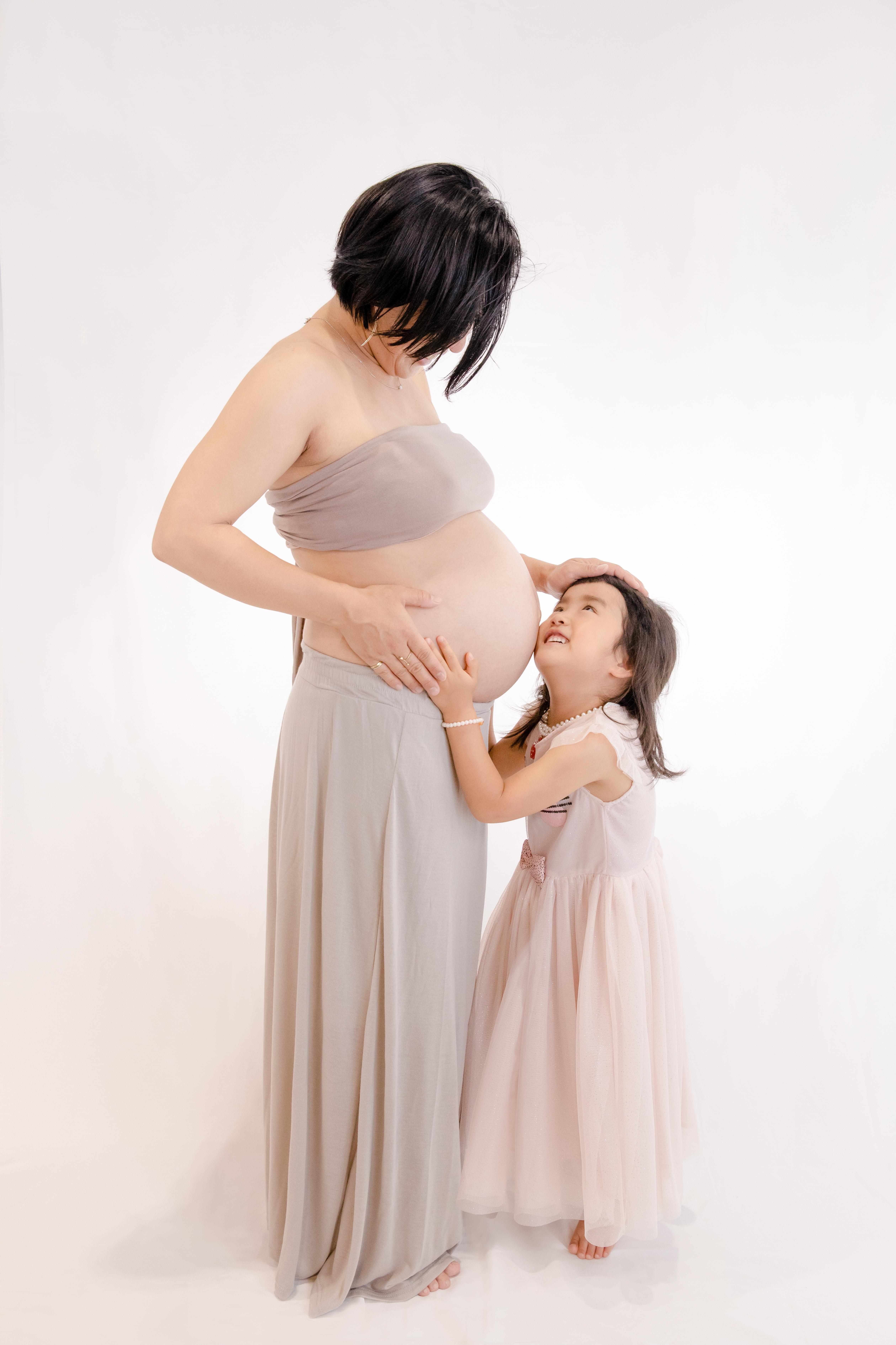 マタニティフォトハピままカフェ妊娠後期出張撮影