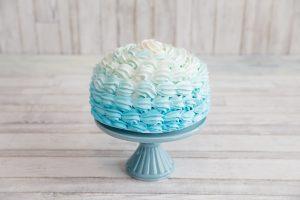 1歳誕生日記念撮影バースデーケーキスマッシュケーキスマッシュ
