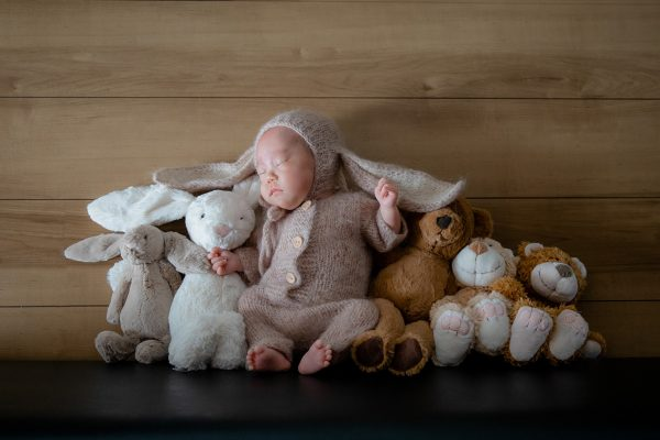 タイニートーズ女の子赤ちゃん新生児フォトニューボーンフォトマタニティフォト島田市藤枝市焼津市静岡市0歳0ヶ月双子ちゃんツインズ予定日まで1ヶ月